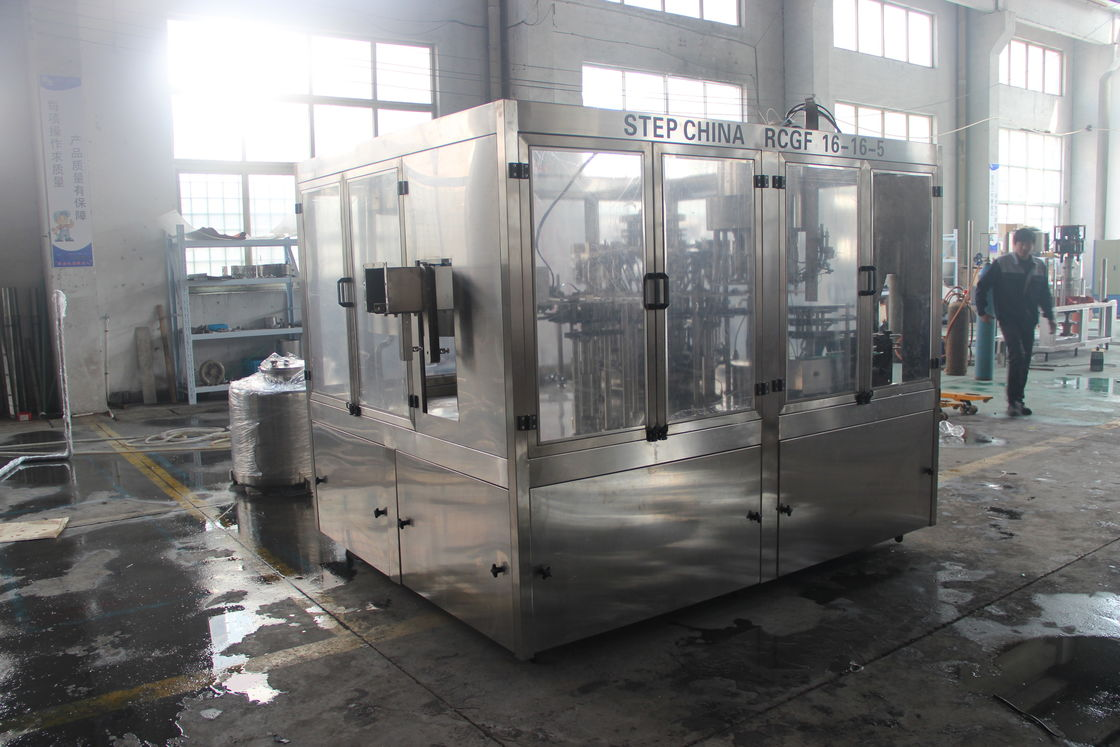 High Speed Automatic Juice Producing Pet Bottling Rinsing Filling Capping Machine Line / Plant